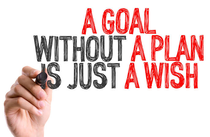 GOAL SETTING AND PLANNING FOR THE NEW YEAR Pt2